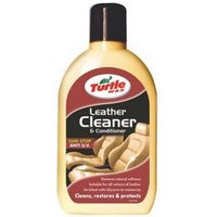 Turtle Wax Leather Cleaner and conditioner  500ml