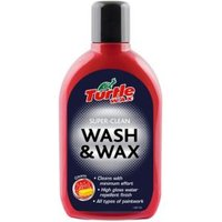 Turtle Wax Wash   Wax 375ml