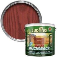Cuprinol 5 Year Ducksback Rich cedar Shed & fence treatment 9L