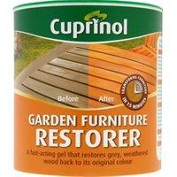 Cuprinol Clear Decking & furniture Wood restorer 1L