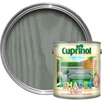 Cuprinol Garden Shades Wild thyme Matt Wood paint 2.5L
