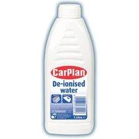 Carplan De-Ionised Water 1L