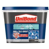 UniBond Black Grout 1.38kg