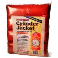 Mangers 4 piece Cylinder Water tank jacket (H)1067mm (W)450mm (T)80mm