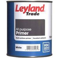 Leyland Trade White All purpose Primer 0.75L