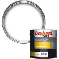 Leyland Trade Specialist White MDF Primer 0.75L