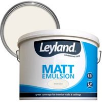 Leyland Almond essence Matt Emulsion paint 10L