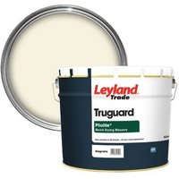 Leyland Trade Pliolite Magnolia Smooth Matt Masonry paint  1