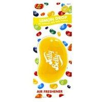 Jelly Belly Lemon Drop Hanging Air Freshener