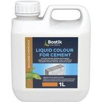 Bostik Orange Liquid colour 1L