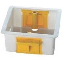 Appleby Plastic 35mm Single Pattress box Pack of 5