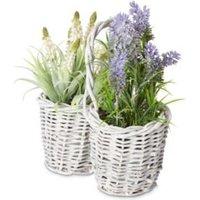 Lavender Artificial Floral Arrangement