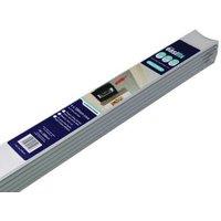 Artex Easifix Classic C-shaped Plaster Coving (L)2m (W)100mm Pack of 6