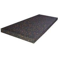 Jablite Premium Polystyrene Insulation board (L)1.2m (W)0.45m (T)50mm Pack of 4