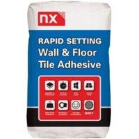 NX Rapid set No Floor & wall adhesive  Grey