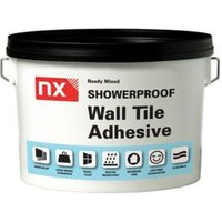 NX Ready mixed Beige Wall Tile Adhesive 15kg