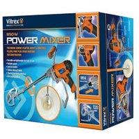 Vitrex 850W 230V Corded Paddle mixer MIX850