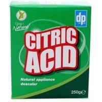 Dri-pak Clean & natural Citric acid 250g.