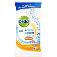 Dettol Kitchen Cleaning wipes  pack of 80