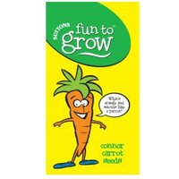 Suttons Fun to Grow Connor Carrot Seeds
