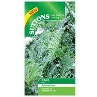 Suttons Kale Seeds  Fizz Mix