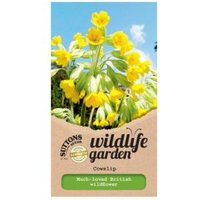 Suttons Cowslip Seeds  Wildflower
