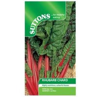 Suttons Rhubarb Chard Seeds
