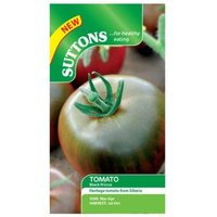Suttons Tomato Seeds  Black Prince