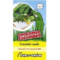 Suttons Fun To Grow Cucumber Seeds