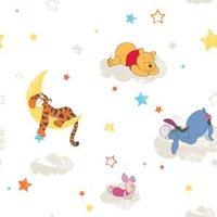 Winnie The Pooh Rise & Shine Wallpaper