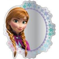 Disney Frozen Printed Unframed Circular Mirror (H)300mm (W) 300mm