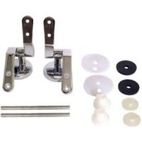 Euroflo Toilet seat hinges Pack of 2