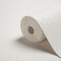 Walldoctor White Bark Textured Wallpaper