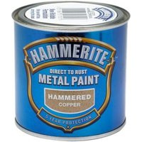 Hammerite Hammered effect Metal paint 0.25L