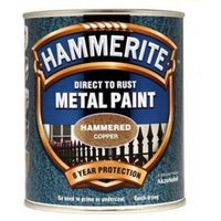 Hammerite Hammered effect Metal paint 0.75L