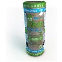 Knauf Eko Roll Loft insulation roll (L)4.83m (W)1.14m (T)200mm
