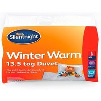 Silentnight 13.5 tog Winter warm King Duvet