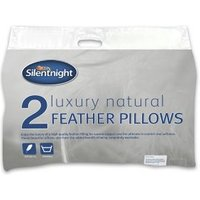 Silentnight Pillow  Pack of 2