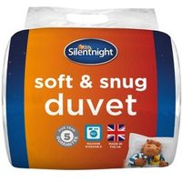 Silentnight 13.5 tog Soft and Snug King Duvet