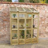 Forest Garden 5x2 Styrene greenhouse