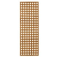Wooden Rectangle Trellis (H)1.83m(W)0.63m  Pack of 5