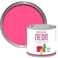 Rust-Oleum Pink Matt Neon paint 125 ml