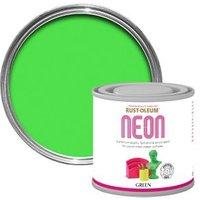 Rust-Oleum Green Matt Neon paint 125 ml