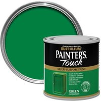 Rust-Oleum Painter's touch Green Gloss Multipurpose paint 0.25L