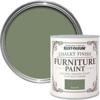 Rust-Oleum Bramwell Chalky Matt Furniture paint 750 ml