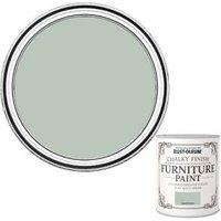 Rust-Oleum Laurel green Flat matt Furniture paint 125ml