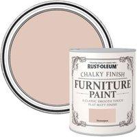 Rust-Oleum Rust-Oleum Homespun Flat Matt Furniture Paint 125 ml