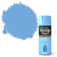 Rust-Oleum Painter's touch Spa blue Gloss Decorative spray paint 400 ml