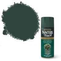 Rust-Oleum Painter's Touch Oxford Green Satin Effect Satin Decorative Spray Paint 400 ml