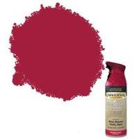 Rust-Oleum Universal Crimson red Gloss All-surface spray paint 400 ml
